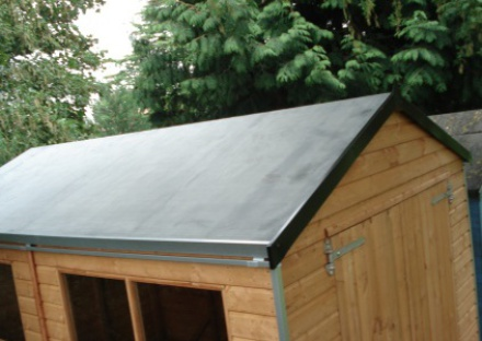 shed re-felting