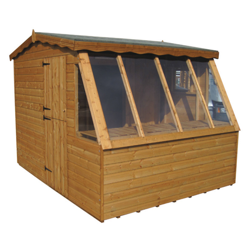 Combi Storage Potting Shed