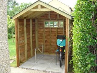 Bike Shelter