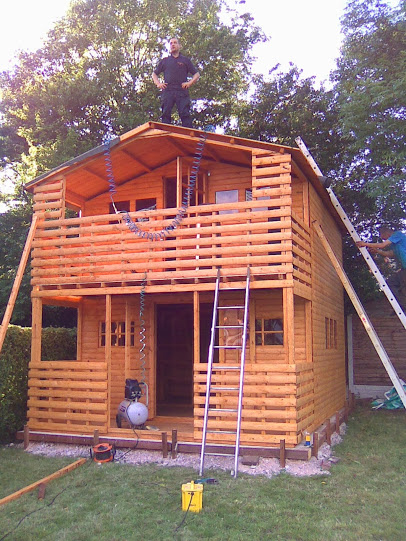 Two Storey Cabin